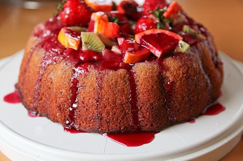 sangria Cake version 1.0