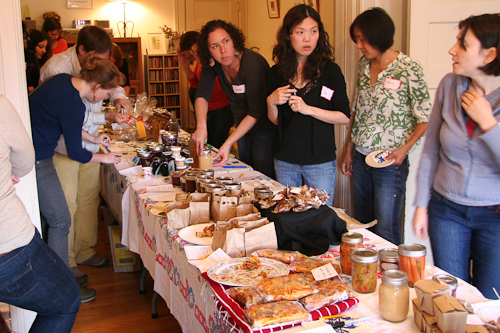 The May SF Food Swap