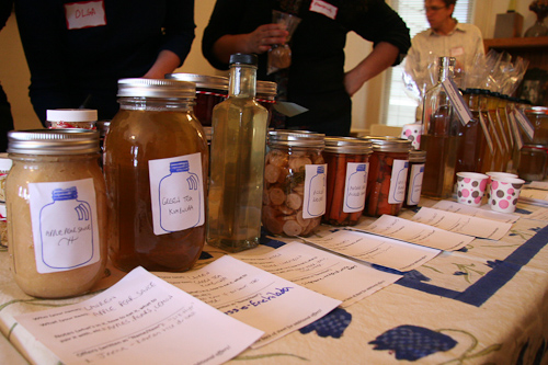 Kombucha, jams, pickles jpg