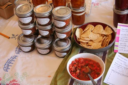 Homemade Tomato Salsa jpg