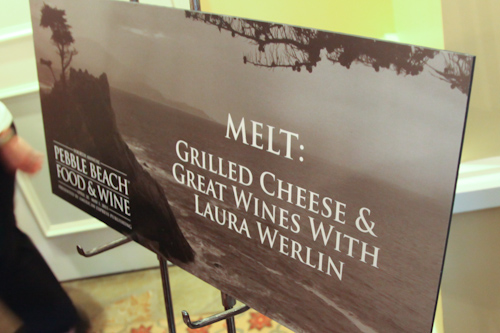 MELT Grilled Cheese and Great Wines with Laura Werlin jpg