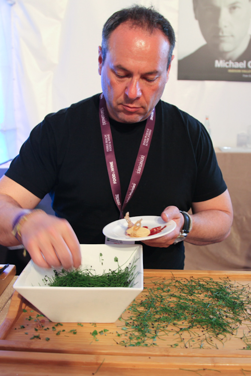 Chef Michael Ginor of Hudson Valley Foie Gras. jpg