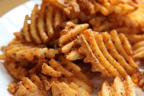 Blackened Cajun Waffle Cut Fries jpg