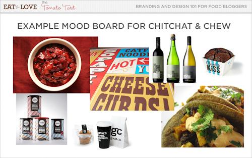 Example Mood Board