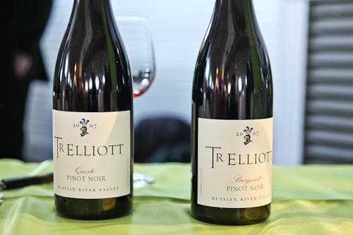 TR Elliot wine