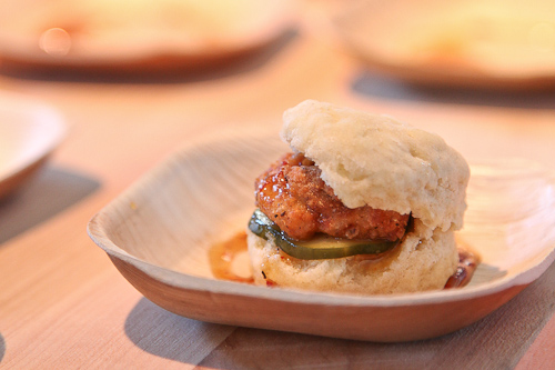 Fried Chicken in a Biscuit by 15 Romolo. jpg