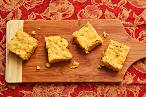 Tropical Cornbread with Pineapple jpg