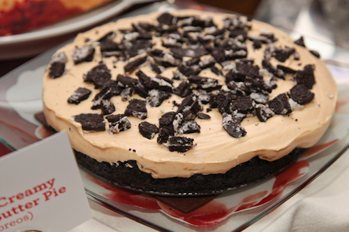 Mikey's Creamy Peanut Butter Pie
