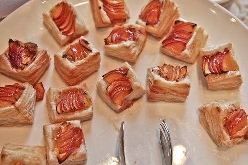 Peach Crostata from Wente Vineyards