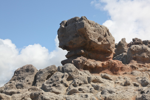 Rock Formation on West Maui. jpg