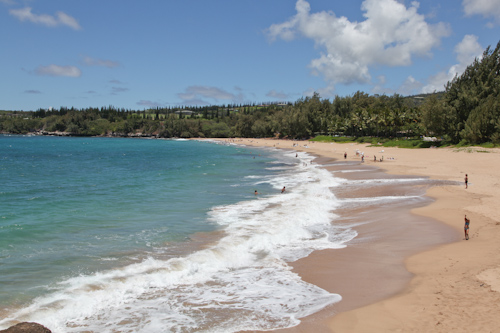 A gorgeous beach in West Maui jpg