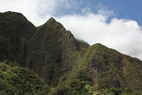 The Iao Valley