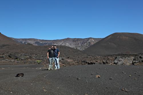 AJ and I alone in the alien landscape. jpg