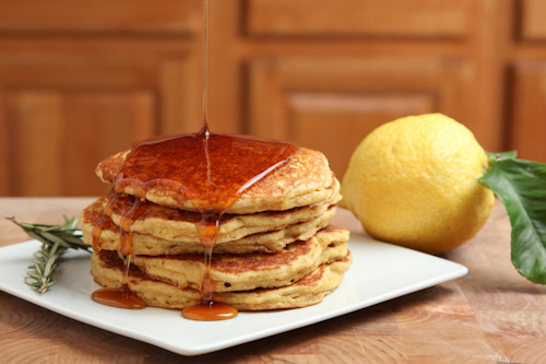 Gluten-Free-Quinoa-Cornmeal-Pancakes-rosemary-maple-syrup-Eat-The-Love-Irvin-Lin-1