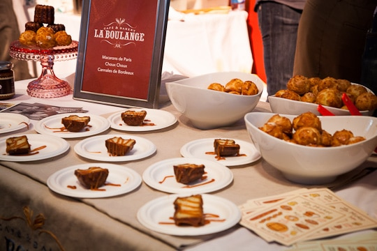 Sweet Treats from La Boulange at the Sunday SF Chefs Grand Tasting Tent, 2012 by Irvin Lin of Eat The Love