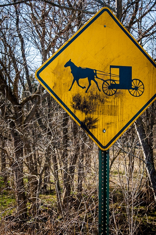 Amish-Country-Horse-Buggy-Road-Sign-Irvin-Lin-Eat-The-Love-1