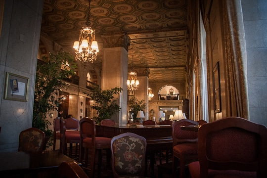 The Brown Hotel in Louisville, Kentucky by Irvin Lin of Eat the Love