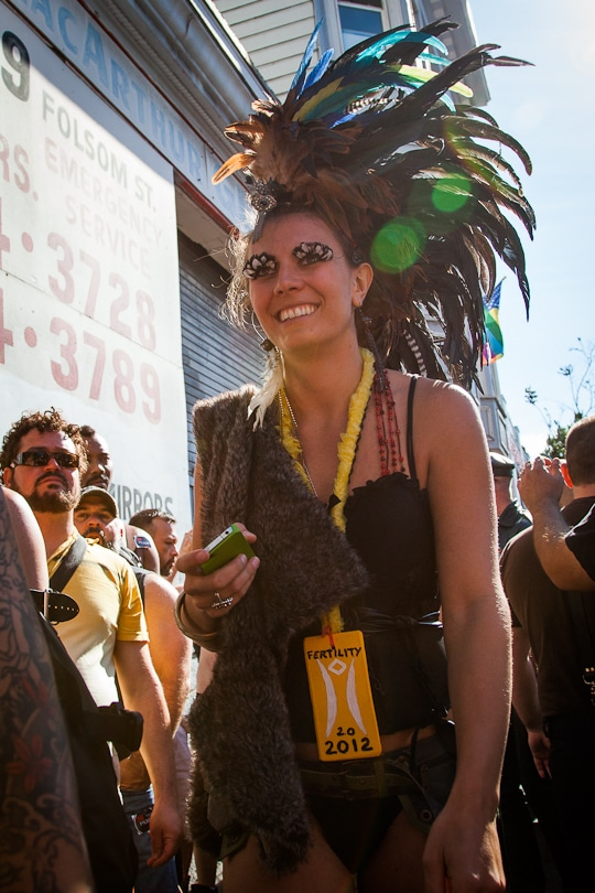 Folsom Street Fair, San Francisco 2012 by Irvin Lin of Eat the Love