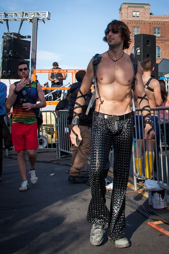 Folsom Street Fair by Irvin Lin of Eat the Love