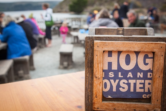 Hog Island Oyster Company by Irvin Lin of Eat the Love
