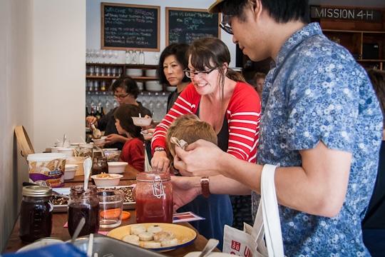 18 Reason's DIY Dessert Ice Cream Social, September 2012 by Irvin Lin of Eat the Love