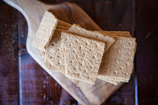 Attune Foods Erewhon Graham Crackers. Photo by Irvin Lin of Eat the Love