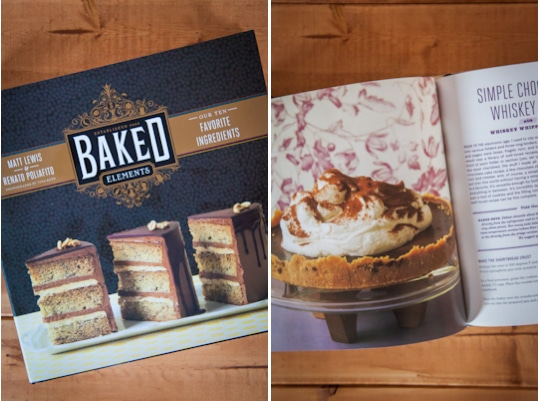 Baked Elements cookbook. Photo by Irvin Lin of Eat the Love