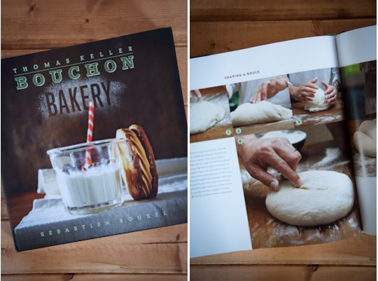 Bouchon Bakery cookbook. Photo by Irvin Lin of Eat the Love
