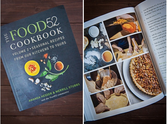 The Food 52 Cookbook, year two.