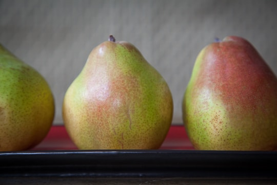 Harry & David Royal Riviera Pears. Photo by Irvin Lin of Eat the Love