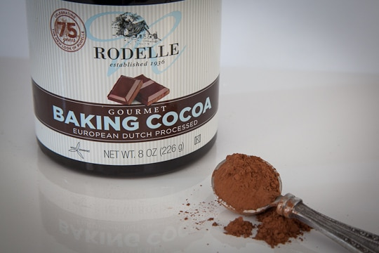 Rodelle Gourmet Baking Cocoa, European Dutch Processed. Photo by Irvin Lin of Eat the Love