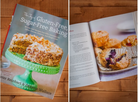 The Joy of Gluten-Free, Sugar-Free Baking cookbook. Photo by Irvin Lin of Eat the Love
