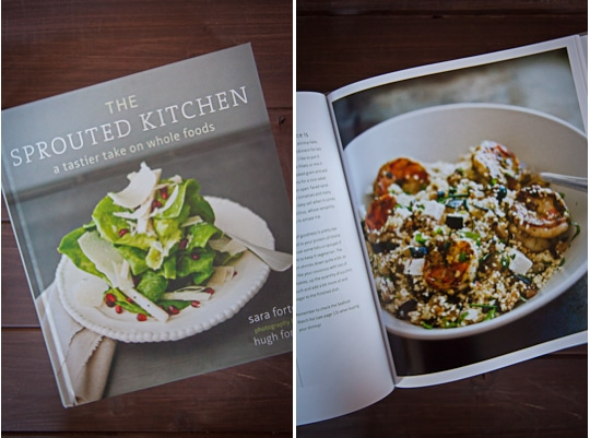 The Sprouted Kitchen Cookbook.
