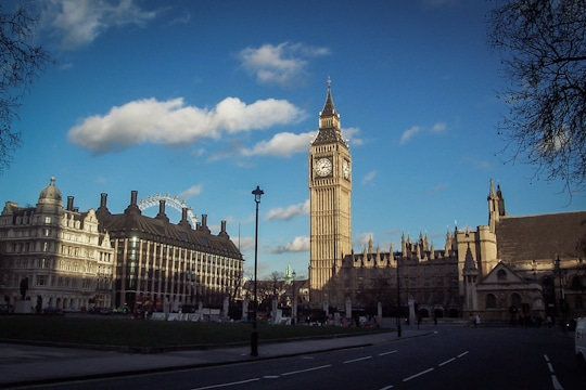 Big Ben in London. Photo by Irvin Lin of Eat the Love. www.eatthelove.com