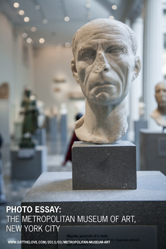 Photo Essay: the Metropolitan Museum of Art, New York City