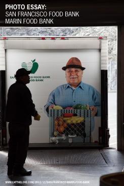 Photo Essay: San Francisco and Marin Food Bank