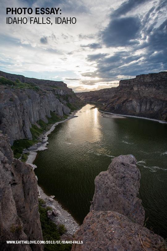 Photo Essay: Idaho Falls, Idaho
