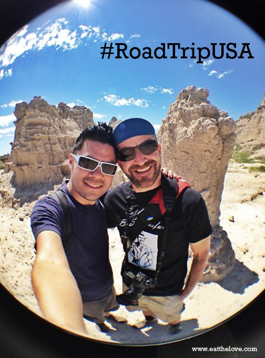 Crying & Celebrating — #RoadTripUSA