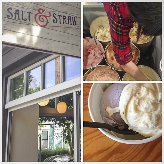 Salt & Straw. Photo by Irvin Lin of Eat the Love. www.eatthelove.com