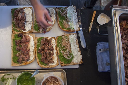 Feast Portland Sandwich Invitational. Photo by Irvin Lin of Eat the Love. www.eatthelove.com