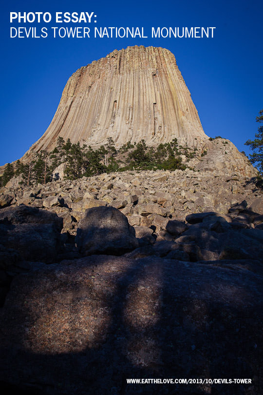 Photo Essay: Devils Tower National Monument