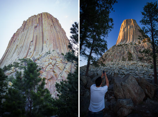 Devils Tower National Monument by Irvin Lin of Eat the Love | www.eatthelove.com