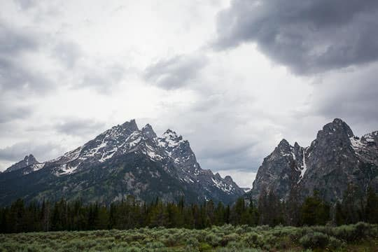 Grand Teton National Park. Photo by Irvin Lin of Eat the Love. | www.eatthelove.com