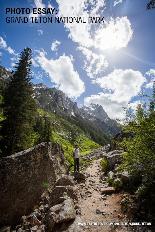 Photo Essay: Grand Teton National Park