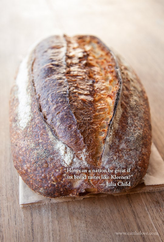 Bread Wallpaper Image. Photo by Irvin Lin of Eat the Love. | www.eatthelove.com