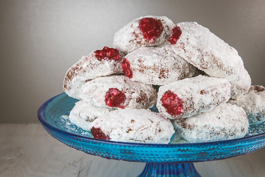 Sufganiyot, otherwise known as Jelly Donuts. Photo and recipe by Irvin Lin of Eat the Love. www.eatthelove.com