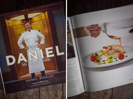 Daniel cookbook