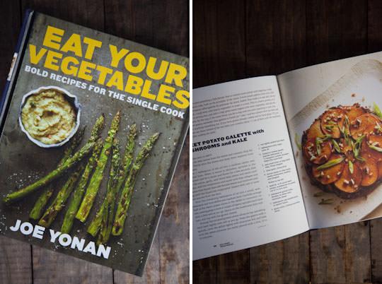 Eat Your Vegetables cookbook.