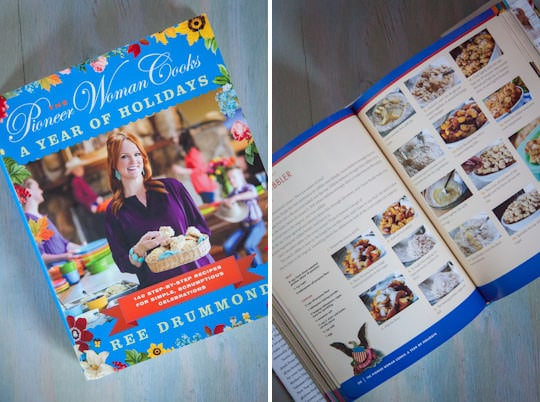 The Pioneer Woman's Holiday Cookbook