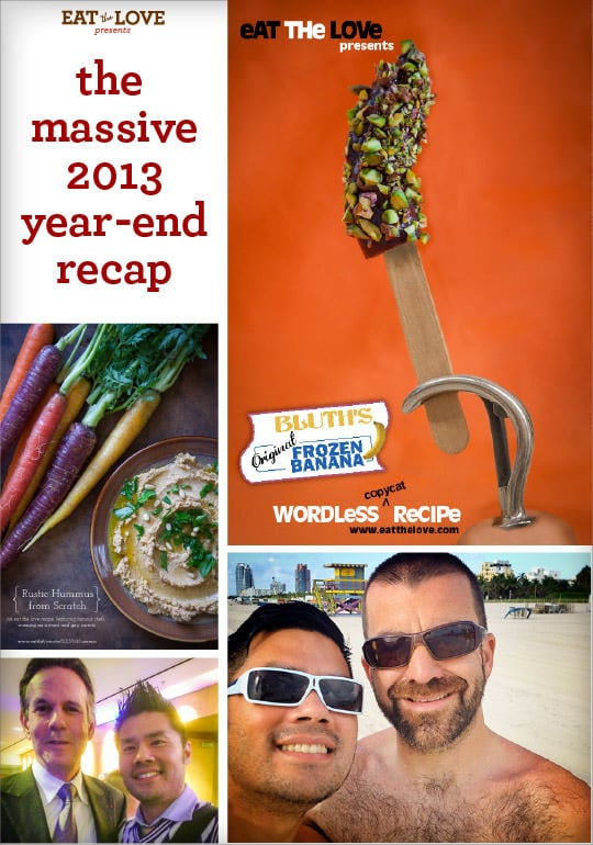 My Massive 2013 Year-End Recap!